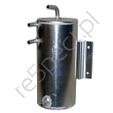 Alloy Fuel Swirl Pot 1.5 Ltr B/Head Mount (A028)