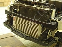 Intercooler FORGE do Peugeot 207 Turbo