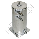 Alloy Ext.JIC FITTING Fuel Swirl Pot 1.5 Ltr Base Mount