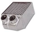 Intercooler FORGE do Renault 5 GT Turbo Alloy Twin Core