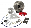 Big Brake Kit ATHENA do Fiat 500/126