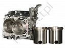 Subaru OEM Block with LA Sleeves Closed Deck 800+