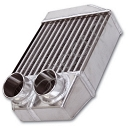 Intercooler FORGE do Renault 5 GT Turbo Alloy Single Core